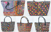 5 Pc Gypsy Bags Vintage Wholesale Tote Bags Women Shopping Purse