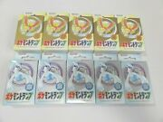 Nintendo Pokemon Playing Cards 1999 Gold And Silver Sealed Ho-oh Lugia 10 Decks