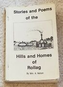 Stories And Poems Of The Hills And Homes Of Rollag Minnesota William Nelson 1983