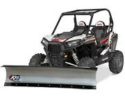 Kfi 54 Inch Atv Snow Plow Package Kit For Bombardier Traxter 650 2005