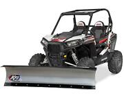 Kfi 60 Inch Atv Snow Plow Package Kit For Bombardier Quest 650 2002-2004
