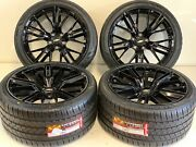 20 Chevy Camaro Ss Oem Staggered Wheels Rims Tires Replica 2018 2019