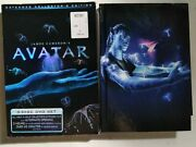 James Cameron's Avatar Extended Collectors Edition Dvd Set - Complete
