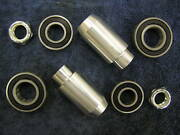 5/8 Drag Spindle Wheel Bearings For Yamaha Raptor 660 And 700 Front Wheel Hubs