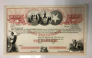 Cairo And Fulton Rail Road Company Of Arkansas 100 Land Certificate - Remainder