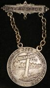 Canada Quebec Montreal 1914 International Good Roads Congress Medal Inv 4707