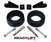 Readylift 66-1035 1.75 In. Front Leveling Kit Coil Spacers Fits 1500 Ram 1500