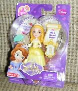 2013 Princess Amber Sofia The First Disney Talking Castle Target Exclusive Mip