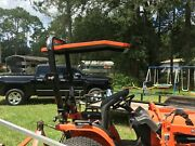 Universal Lawn Mower And Tractor Canopy