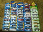 Hot Wheels Lot 42 Cars Some Deco/paint/loose Engine Or Wheel Variations
