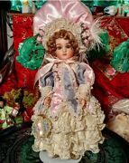 Pat Loveless Bebe Jumeau Antique Victorian Reproduction French Doll Lmt Ed 18