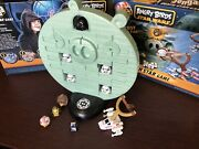 Angry Birds - Star Wars - Jenga Death Star Board Game - Complete