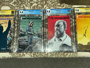 The Walking Dead 193 Sdcc Grand Finale Deluxe Set All 9.8 Cgc Ss 193192191 Hot