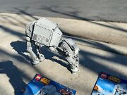 Lego 75054 Star Wars At-at Good Condition, No Mini Figures Included