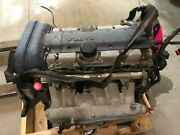 2004 Volvo S60r V70r 2.5l Engine B5254t3 Assm No Turbocharger Not Able To Run
