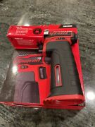 New Snap On-andtrade️ Torch300 Butane Gas Torch In Red