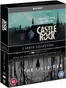 Castle Rock Season 1 And The Outsider - 2-s Collection [blu-ray] [region B/2] New