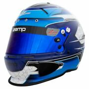 Zamp Helmet Rz70 Hans Hybrid Compatible Holes Snell 2020 Approved Orci Karting