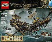 Lego Pirates Of The Caribbean Silent Mary 2017 71042