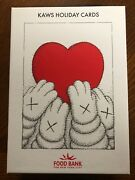 In Hand - Sold Out Kaws Holiday Cards Box Of 25 Le 1000 Ships Same Day