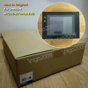 Genuine New In Box For Omron Nt31c-st141b-ev2 Interactive Display Dhl Fedex Post