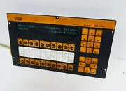 Lauer Pcs 900 Topline Midi Bedienkonsole / Operator Panel -strong Signs Of Use-
