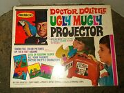 Remco 1968 Doctor Dolittle Ugly Mugly Projector Vintage Tested And Works Great.