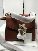 Nwt Large Aby Day Bag Sepia Brown