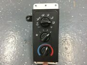 98-01 Dodge Ram Truck Electronic Heater Climate Control No Heated Mirrors 99 00
