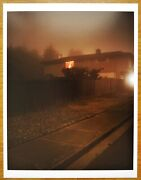 Signed - Todd Hido - House Hunting C-print 2527 1999 1/25 Limited Ed 8 X 10