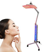 Professional 7 Color Led Facial Photon Light Therapy Pdt Lamp Beauty Skin Device