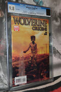 Wolverine Origins 10 Cgc 9.8 1st Appearance Daken Variant Cover White Pages