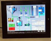 Telemecanique Magelis Xbtgt6330 Color Operator Panel Touchscreen -used-