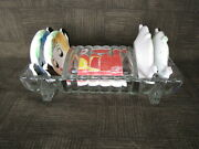 Glass Caddy For Tea Bag Holders Plus Set Of 4 I Will Hold The Bag