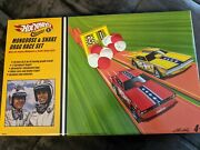 Hot Wheels Classics Mongoose And Snake Drag Race Set In Near Perfect Packaging