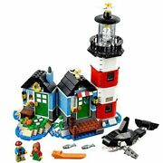 Lego 31051 Creator 3 In 1 Lighthouse Point 528pcs Block Toy 5702015590037