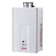 High Efficiency 9.8 Gpm Residential 199000 Btu Natural Gas Interior Tankless Wa