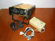 Dittel Fsg71m Radio In Carry Case Model 70ps Base Ground Station Hot Air Balloon