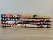 Fables The Deluxe Edition Vol 1 To 4 Book Lot Magna Comic Excellent Condition