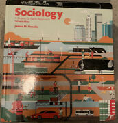 Sociologya Down To Earth Approach 13th Edition Instructors Edition Hard Cover