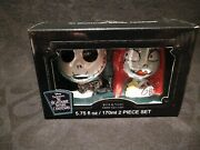 New Nightmare Before Christmas Jack And Sally Mini Glasses Walgreens Exclusive