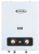Euro Style Excel Low Pressure Startup Tankless Gas Water Heater 1.6 Gpm Lpg Ve