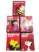 Peanuts Limited Edition Youtooz Collectible Vinyl Figure Nib Never Opened