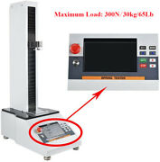 Motorized Test Stand Force Gauge Tensile Compression Testing Machine 300n
