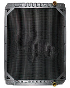New Radiator For Case / Ih Combine 1688 Grain And Corn, 2188 Sn Jjc019483 And Before