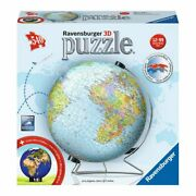 Ravensburger 3d Puzzle 540 Pieces Globe German 2019 Globes Puzzle From 12 Years