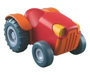 Haba Little Friends Tractor Without Pendant Farm Toys From 3 Years