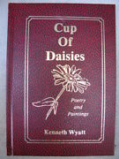 Cup Of Daisies By Kenneth Wyatt Poetry And Paintings Signed