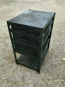 Rare Antique Vintage Snap On K-7 Roller Tool Bench Box 1930andrsquos K7