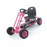 Hauck Lightning - Pedal Go Kart | Pedal Car | Ride On Toys For Boys And Girls W...